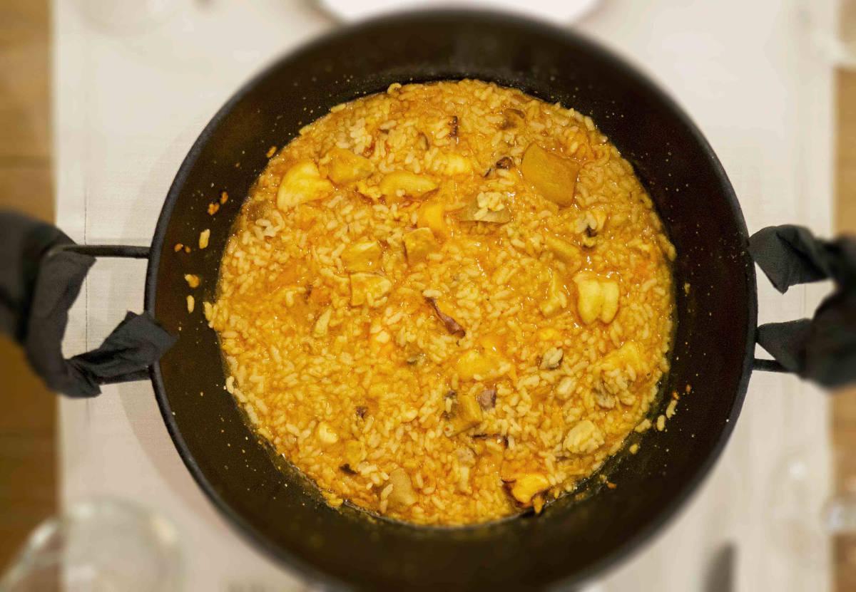 Лучшие рисовые блюда в Мадриде